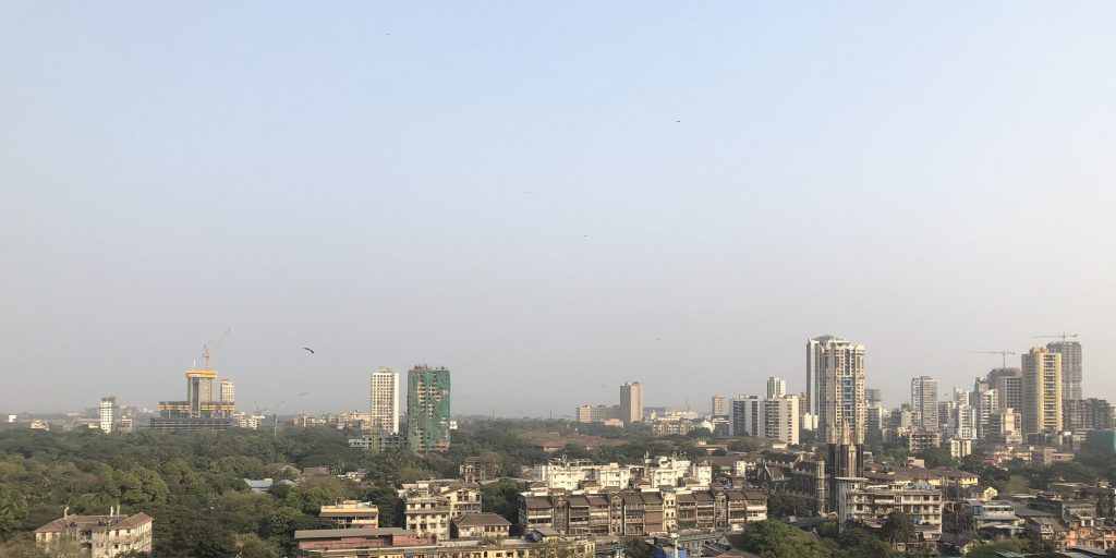view of byculla from baya victoria