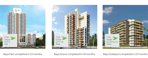 The Baya Company Completed Projects