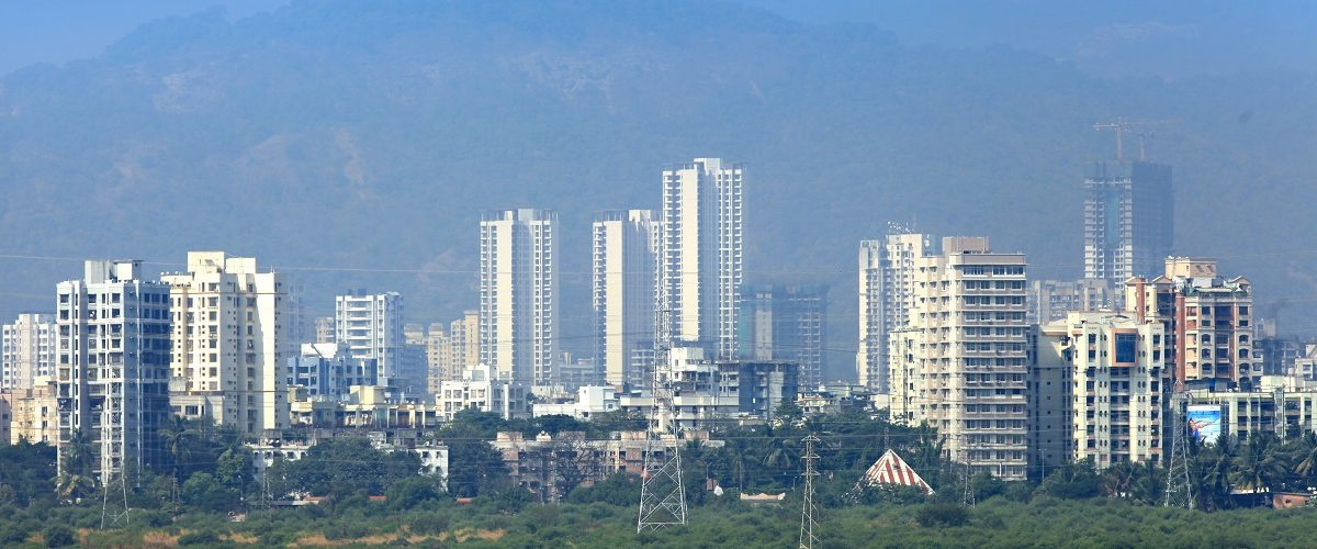 View of Mulund captured by The Baya Company